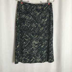 Merona a-line skirt
